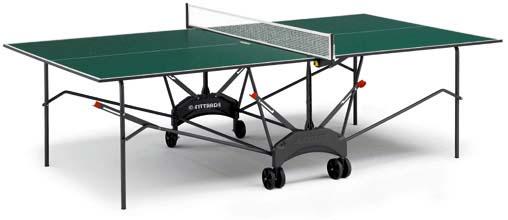 Всепогодные теннисные столы